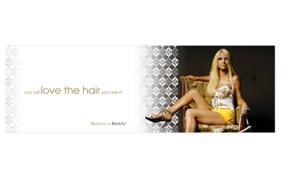 Beyond the Beauty - Love the Hair Ad