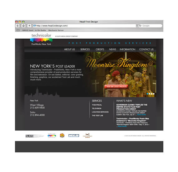 Technicolor from Slate Media Group